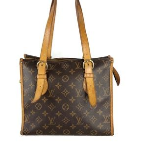 Authentic Louis Vuitton Popincourt Haut Tote Bag